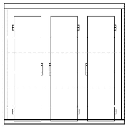 6 cadavers refrigerator