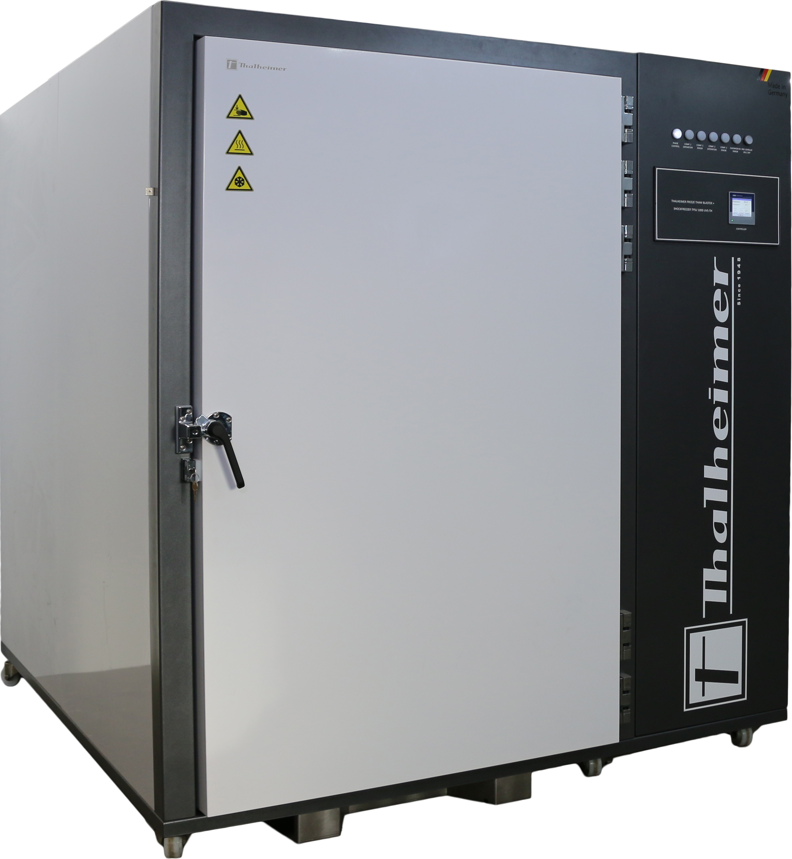 Pharmaceutical Shock Freezer and Thawer